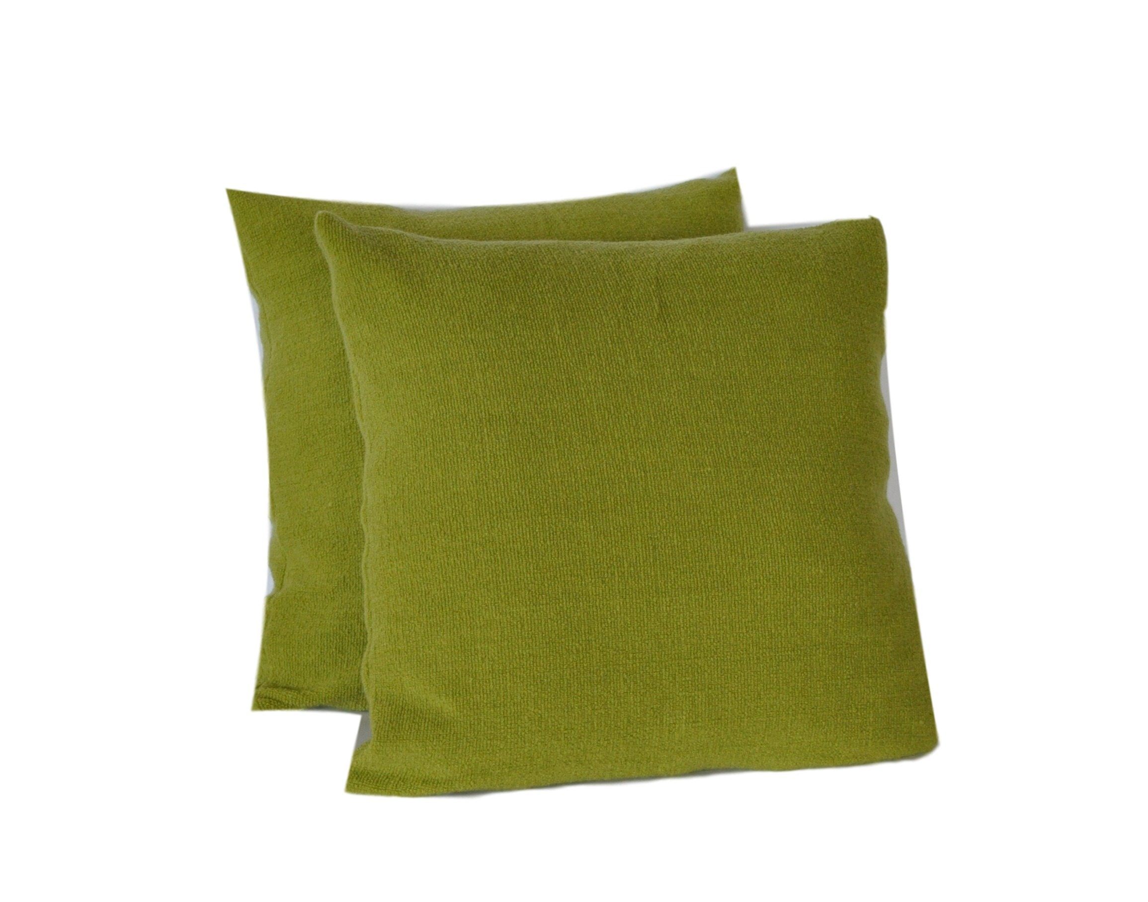 Set Of Two Outdoor Pillow Slipcovers For 18 X 18 Quot Pillow